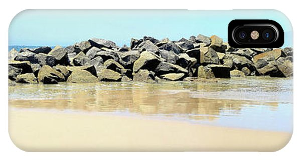 The Breakwater IPhone Case