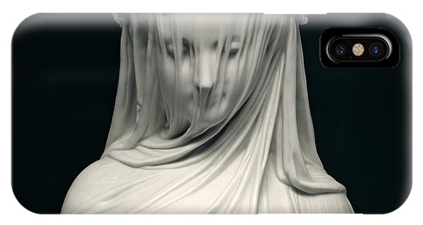 Shrouds iPhone Case - The Bride by English School
