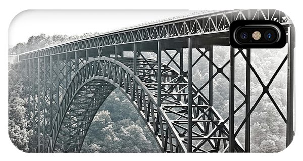 The Bridge B/w IPhone Case