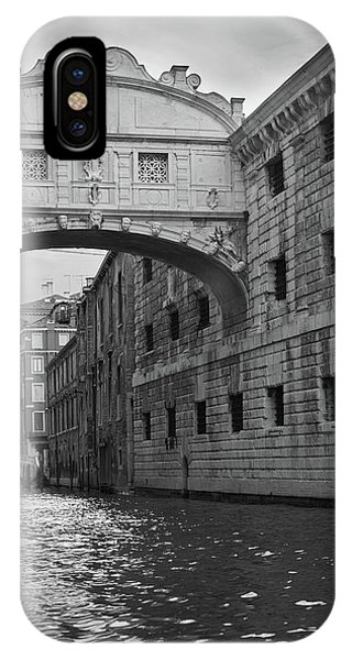 The Bridge Of Sighs, Venice, Italy IPhone Case