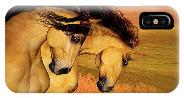 The Buckskins IPhone Case