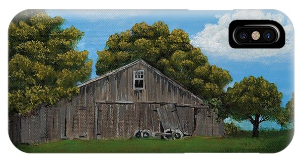 The Buggy Shed IPhone Case