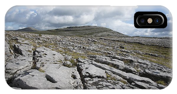 The Burren National Park IPhone Case