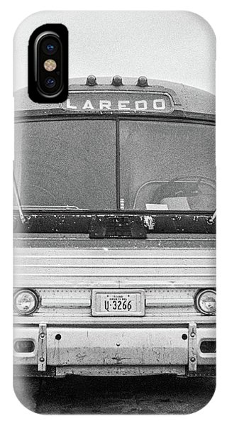 The Bus To Laredo IPhone Case