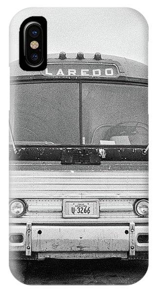 The Bus To Laredo IPhone Case