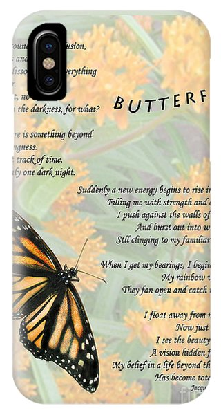 The Butterfly IPhone Case