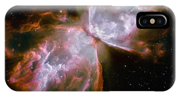 The Butterfly Nebula IPhone Case