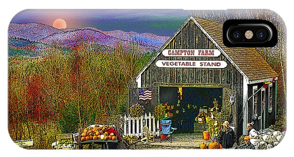 The Campton Farm IPhone Case