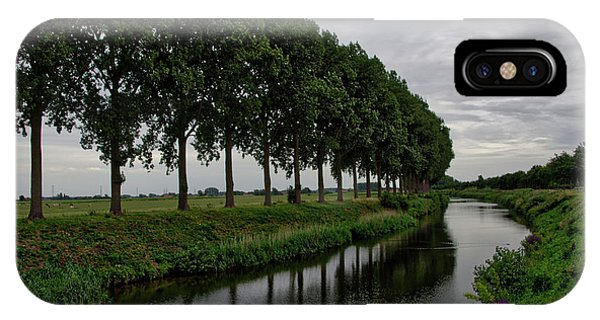 The Canal IPhone Case