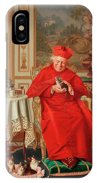 Style iPhone Case - The Cardinal's Favourite by Andrea Landini