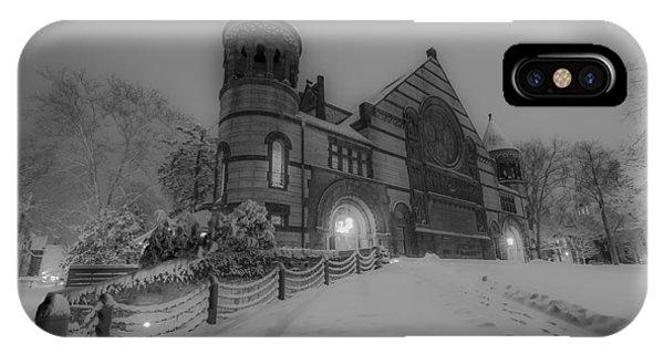 The Castle 2 IPhone Case