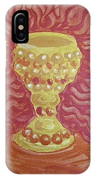 The Chalice Or Holy Grail IPhone Case