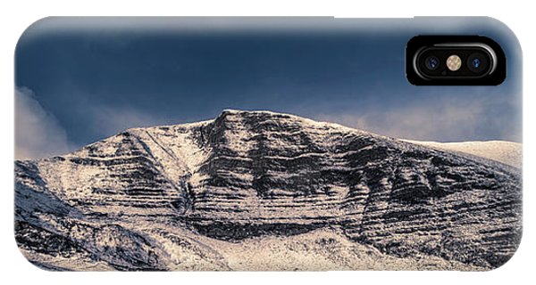 The Challenge IPhone Case