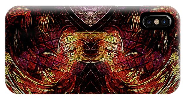 The Chamber IPhone Case