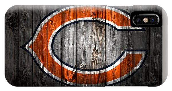 The Chicago Bears 2a IPhone Case