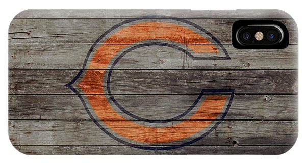The Chicago Bears 3w IPhone Case