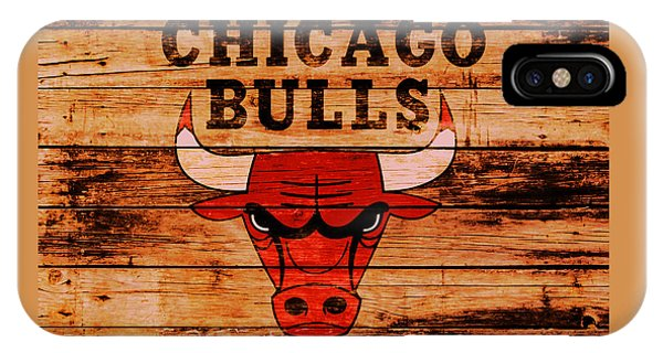 The Chicago Bulls 2w IPhone Case