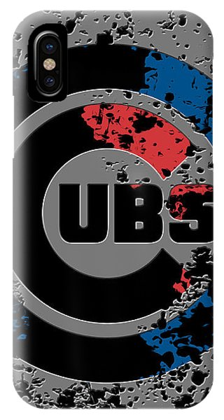The Chicago Cubs 1b IPhone Case