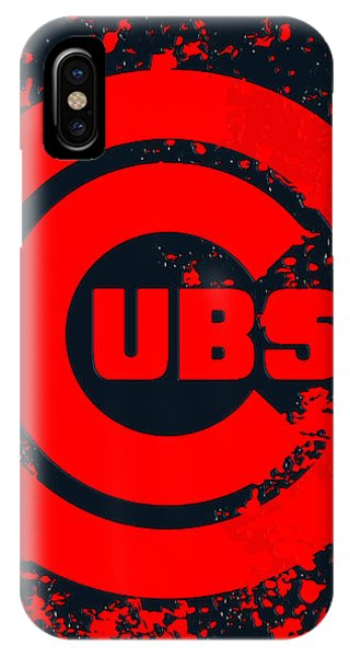 The Chicago Cubs 1c IPhone Case