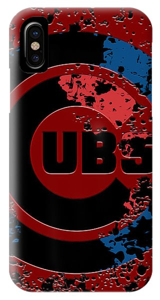 The Chicago Cubs 1d IPhone Case