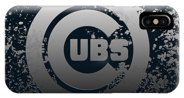 The Chicago Cubs IPhone Case