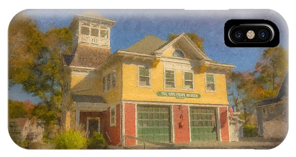 The Children's Museum Of Easton IPhone Case