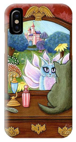 The Chimera Vanity - Fantasy World IPhone Case