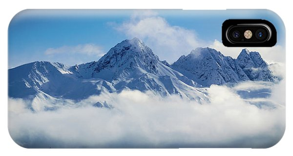 The Chugachs IPhone Case