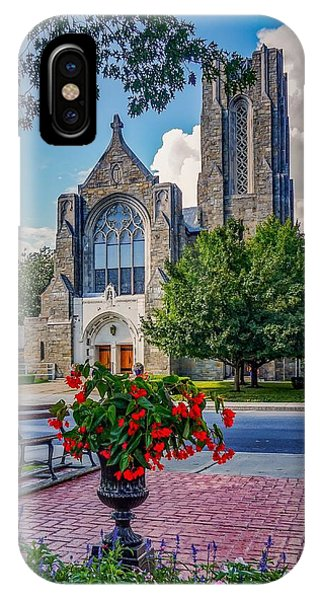 The Church In Summer IPhone Case