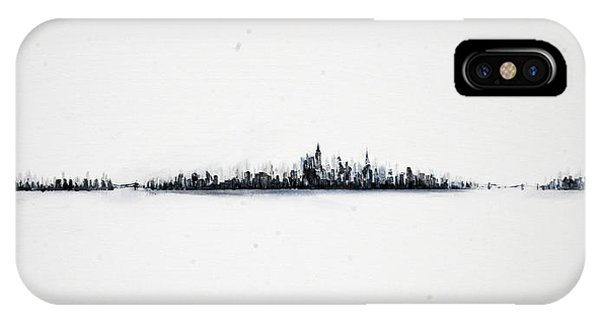 The City New York IPhone Case