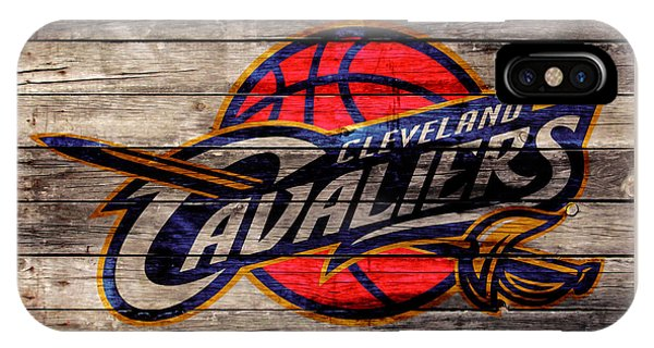 Kyrie Irving iPhone Case - The Cleveland Cavaliers 2w by Brian Reaves