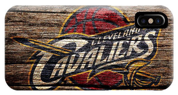 Kyrie Irving iPhone Case - The Cleveland Cavaliers 4b by Brian Reaves