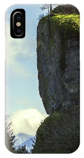 The Cliff Signed IPhone Case