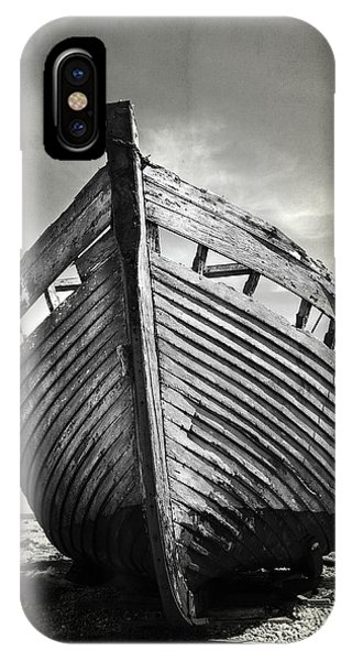 Boats iPhone Case - The Clinker by Mark Rogan