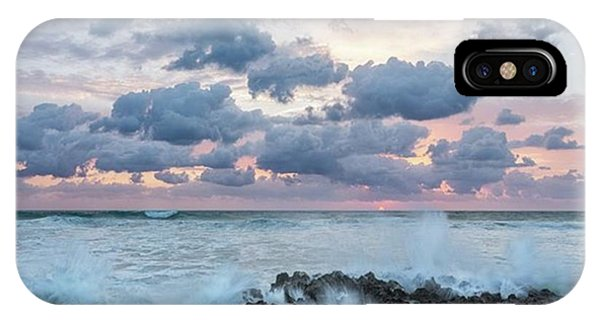 iPhone Case - The Coastline In Jupiter, Florida by Jon Glaser