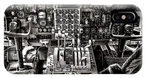 The Cockpit IPhone Case