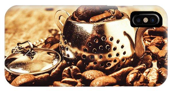 The Coffee Roast IPhone Case