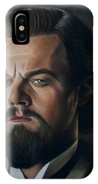 The Cold Expression - Leonardo Dicaprio IPhone Case