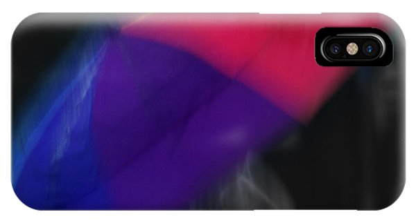 The Color Of Rain IPhone Case