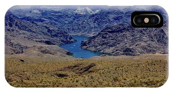 The Colorado River  IPhone Case