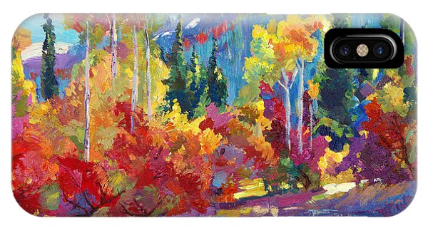 The Colors Of New Hampshire IPhone Case