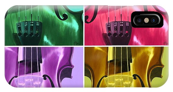 The Colors Of Sound IPhone Case