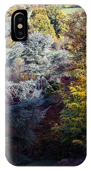 The Colours Of Autumn IPhone Case
