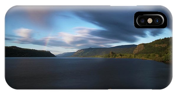 The Columbia River Gorge Signed IPhone Case