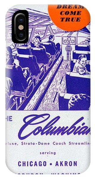 The Columbian IPhone Case