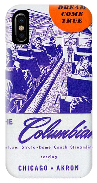 The Columbian IPhone Case