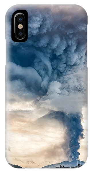 The Column IPhone Case