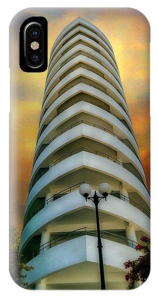 Condo iPhone Case - The Condominium by Adrian Evans