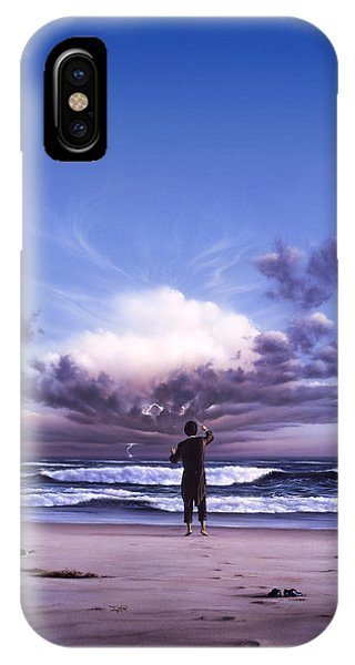 Seagull iPhone Case - The Conductor by Jerry LoFaro