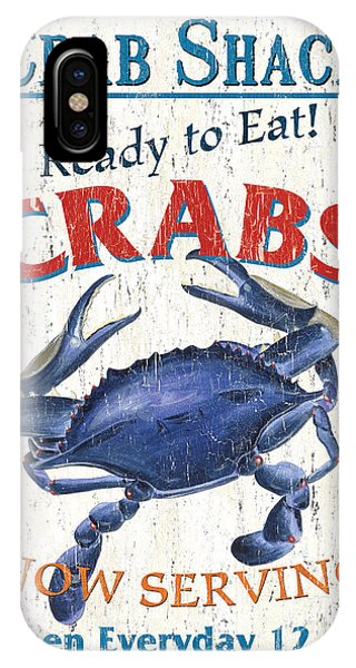 The Crab Shack IPhone Case